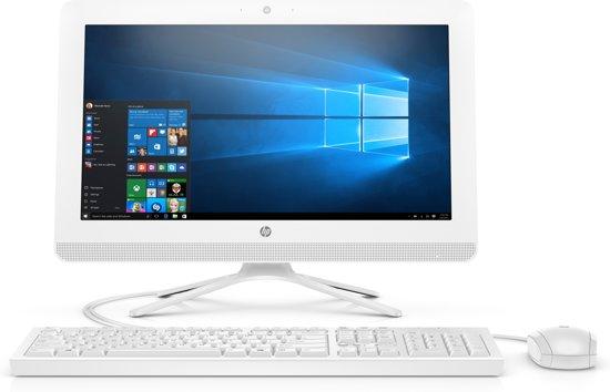 HP 20-c475nd - All-in-One-Desktop