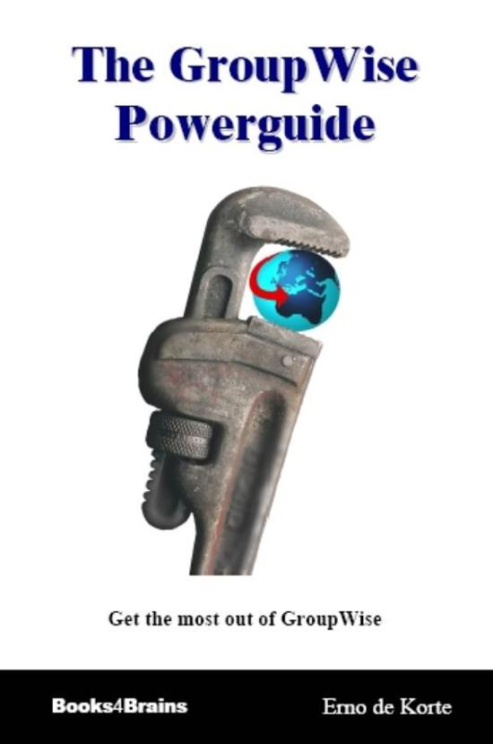 The Groupwise Powerguide