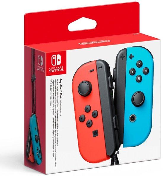 Nintendo Joy-Con Controller paar - Rood/Blauw - Switch kopen