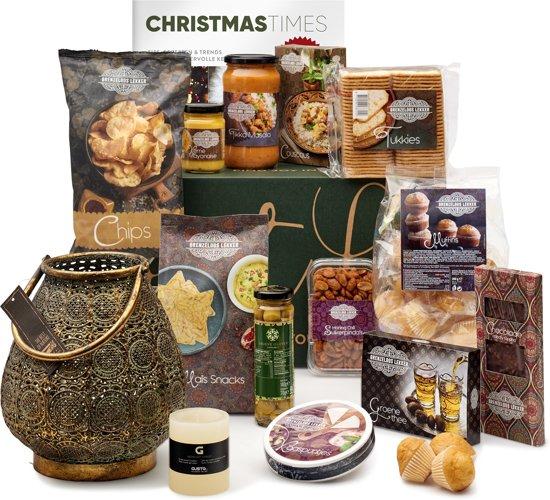 Kerstpakket Marrakesh
