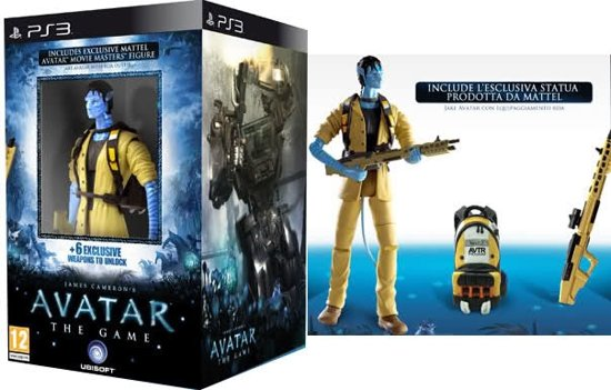 James Cameron's Avatar: The Game Collectors Edition /X360