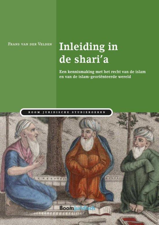 Boom Juridische studieboeken Inleiding in de sharia