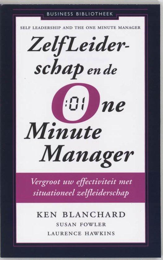 Business Bibliotheek Leiderschap Zelfleiderschap en de One Minute Manager