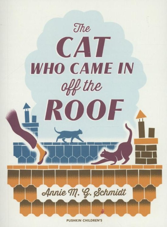 Afbeelding van Minoes: the Cat Who Came in Off the Roof