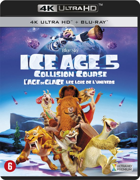 Ice Age - Collision Course (4K Ultra HD Blu-ray)