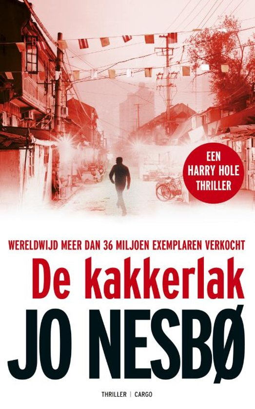 Harry Hole 2 -De kakkerlak