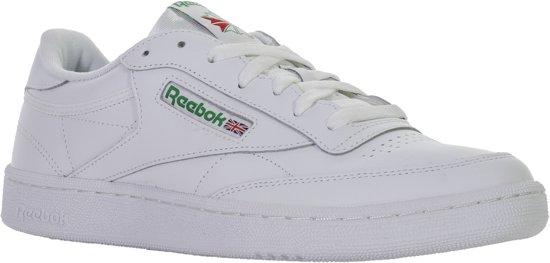 42 Maat Heren Club Men C Reebok 85 Sneakers Wit vqwfwH8g