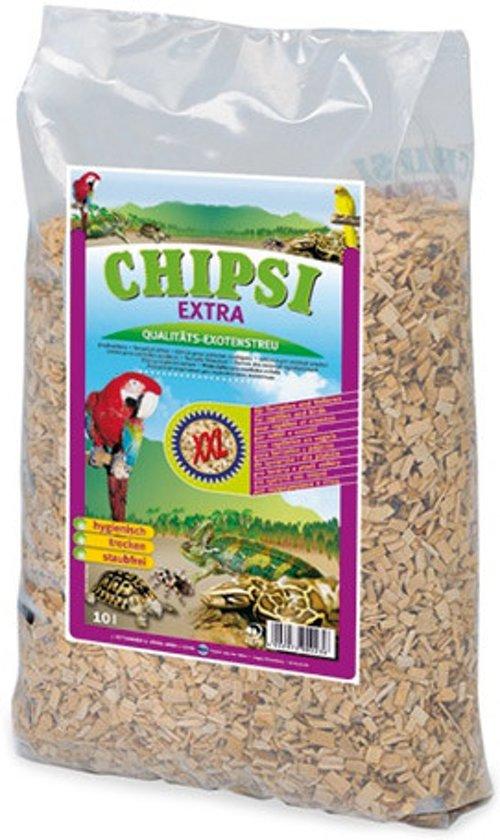 Chipsi Extra beukenhoutspaanders medium 15kg
