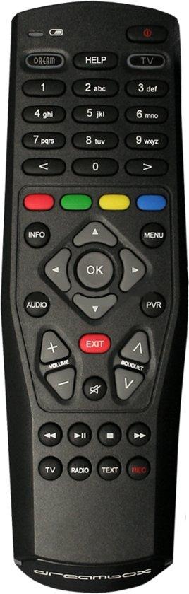 afstandsbediening Dreambox Luxe serie (Universeel) DM800SE/7020HD/8000HD
