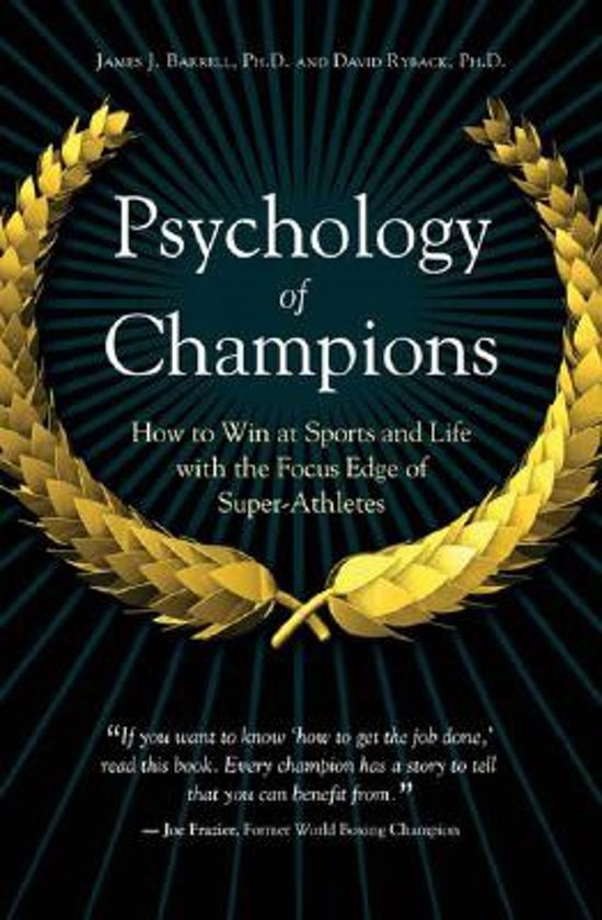 Psychology of Champions