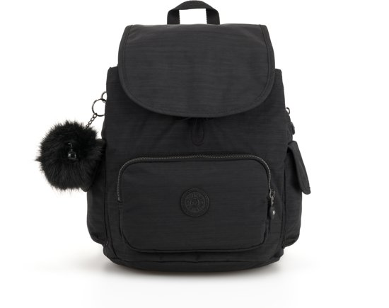 Kipling City Pack S - Rugzak - True Dazz Black