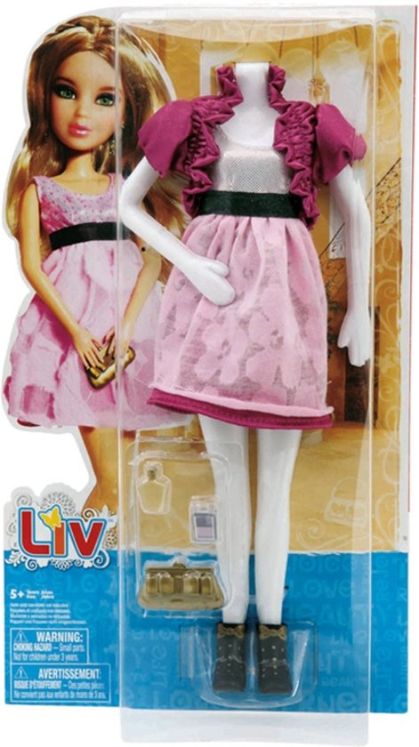 Liv pop Night Out Outfit Pretty in pink