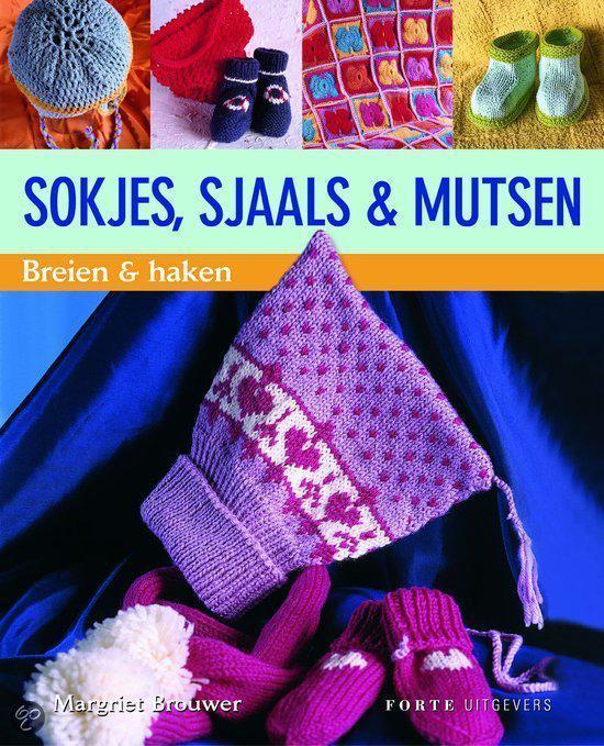 Bolcom Sokjes Sjaals Mutsen Margriet Brouwer 9789058772831