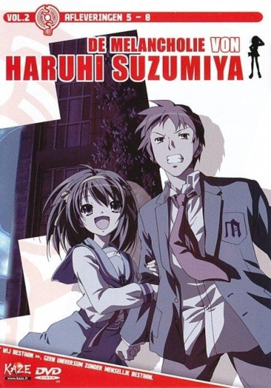 Cover van de film 'Melancholie Van Haruhi Suzumiya 2'