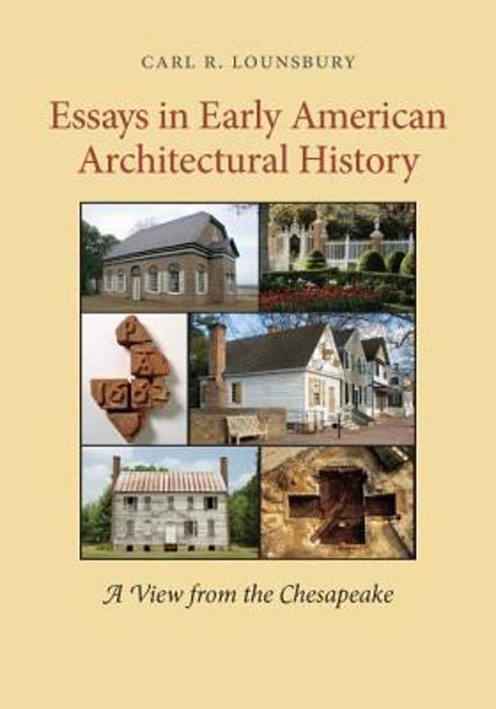 early american history essay topics