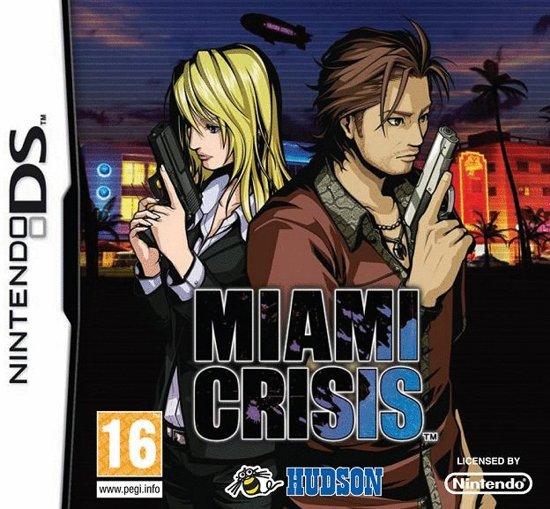 Konami Miami Crisis, NDS