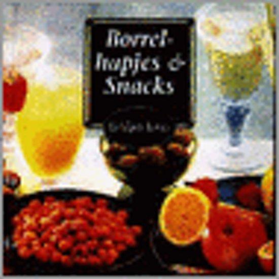 Borrelhapjes en snacks - Bridget Jones pdf epub