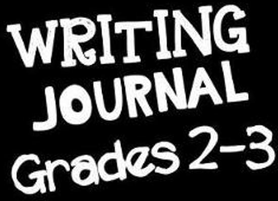 Writing Journal Grades 2-3