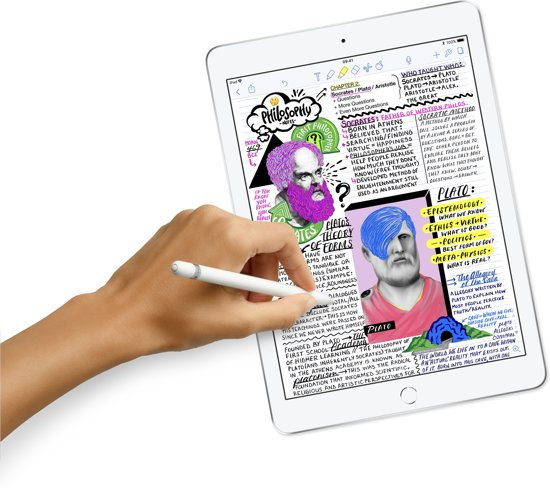 Apple iPad (2018) 128GB Wifi + 4G Silver