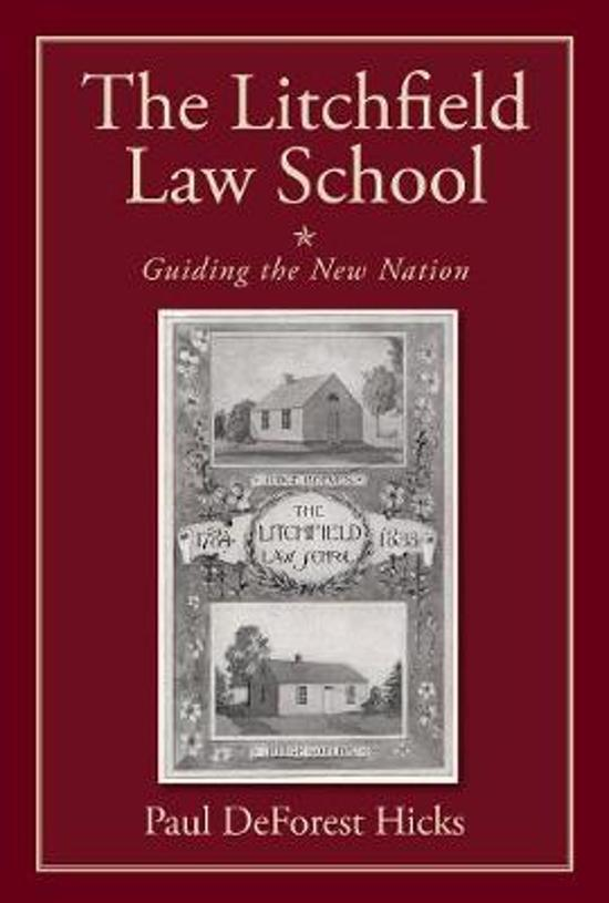 The Litchfield Law School