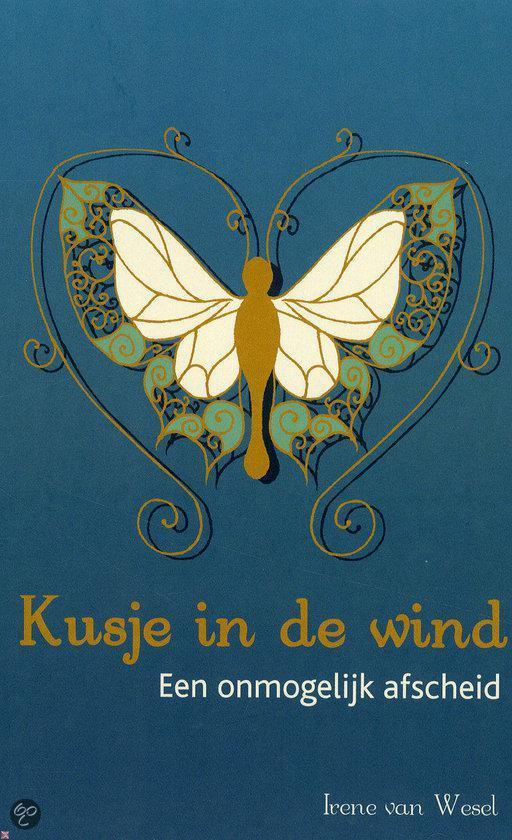 Kusje in de wind