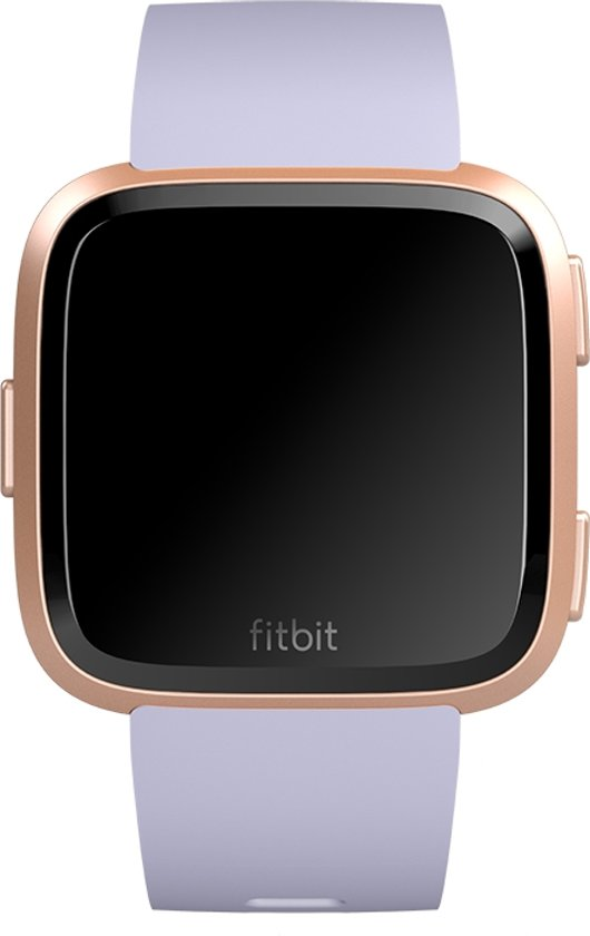 Fitbit Versa - Smartwatch - Special edition - Lila