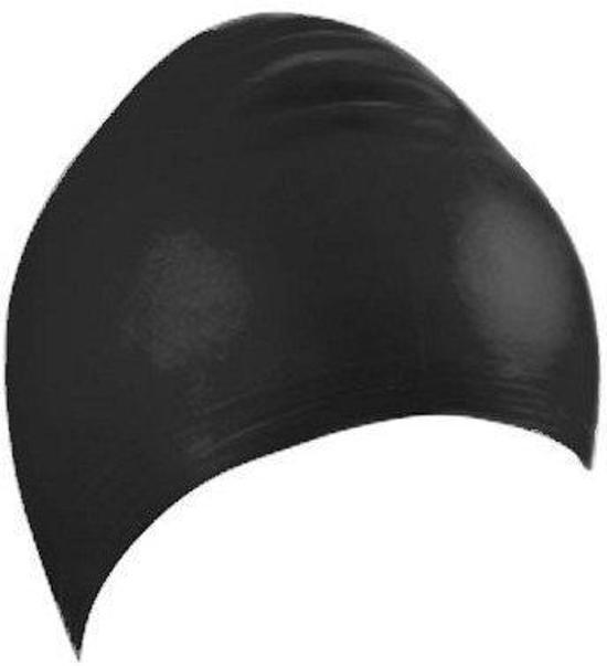 916f57f5f03e02 bol.com | Zwarte latex badmuts voor volwassenen
