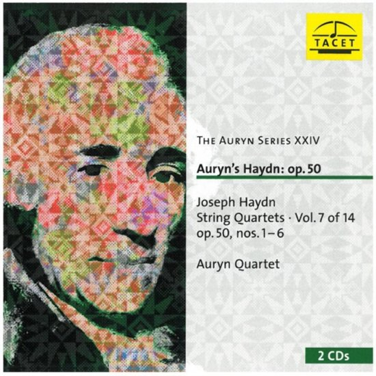 The Auryn Series - Xxvi: Haydn Op.50