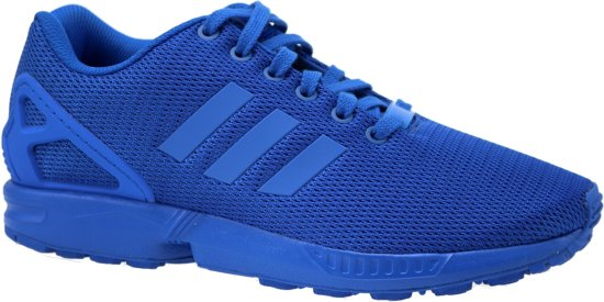 Bleu Chaussures Adidas Zx Flux Pour Les Hommes eyStol