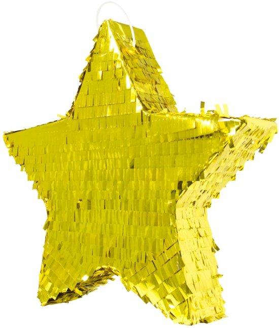 Pinata Gold Star 45cm Valentinaa