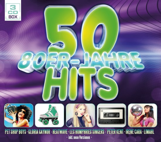 50 80Er-Jahre Hits
