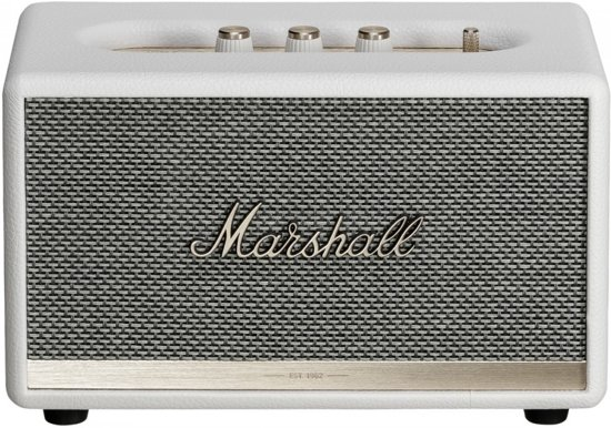 Marshall Acton II - Draadloze Speaker - Wit