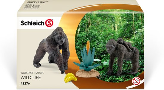 Gorilla Familie