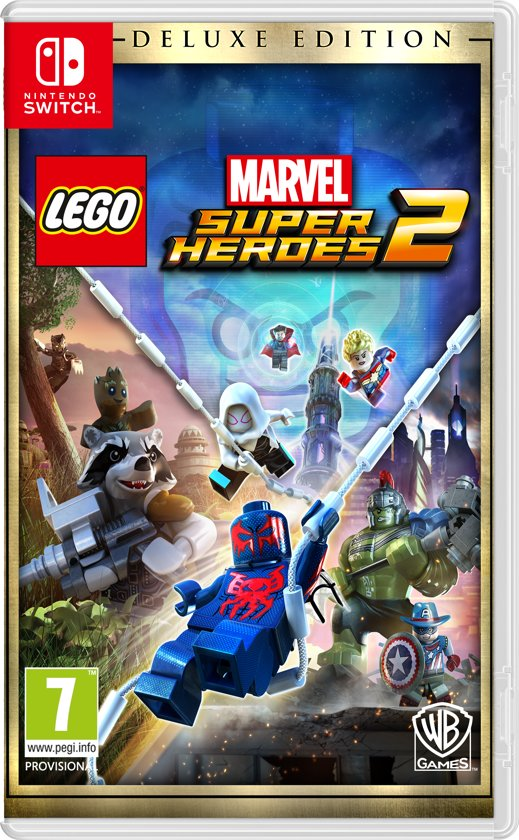 LEGO Marvel Super Heroes 2 - Deluxe Edition - Nintendo Switch kopen