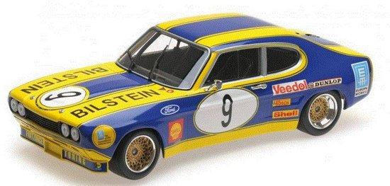 Ford Capri RS 2600 No.9, 6h Nürburgring ETCC 1973 Fritzinger/Heyer 1-18 Minichamps Limited 420 Pcs