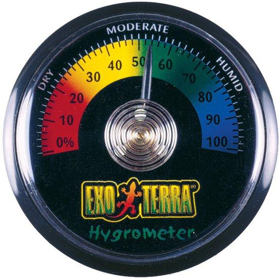 Rept-O-Meter Hygrometer