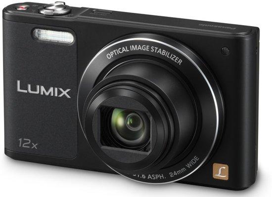 Panasonic LUMIX DMC-SZ10 - Zwart