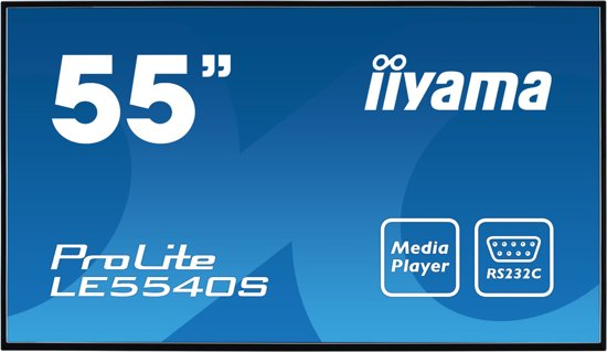 Iiyama ProLite LE5540S-B1 - Full HD Monitor