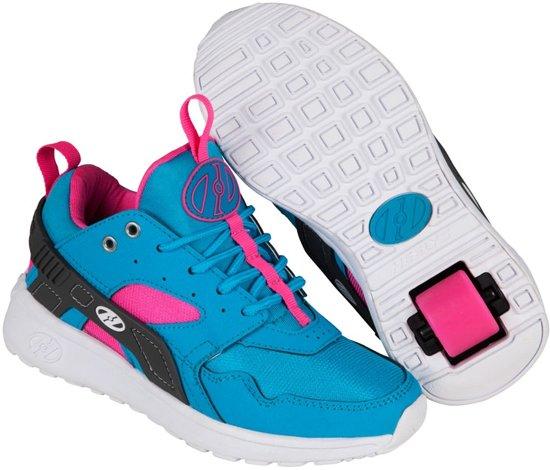 Chaussures À Roulettes Heelys Force - Chaussures De Sport - Enfants - Taille 40,5 - Bleu / Rose