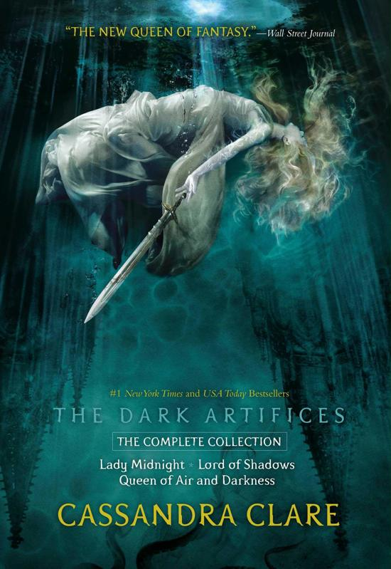 Boek cover The Dark Artifices, the Complete Collection van Simon and Schuster (Hardcover)