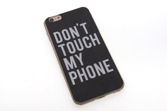 Backcover hoesje voor Apple iPhone 6/6S Plus - Print
