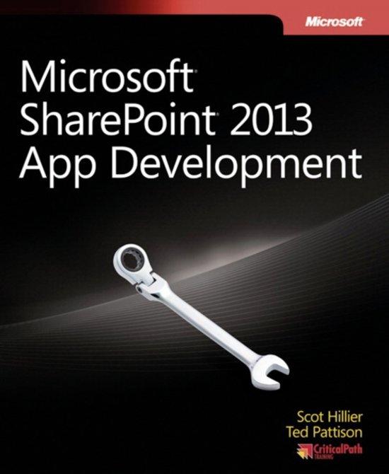 Microsoft SharePoint 2013 App Development