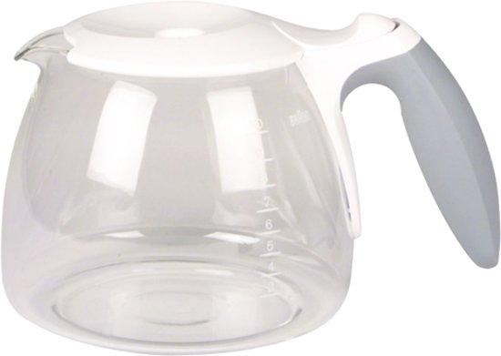 Braun Koffiekan KFK500 voor AromaPassion - Wit
