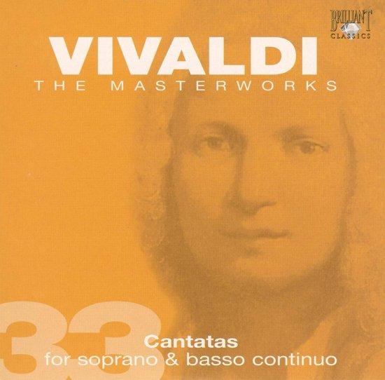 Vivaldi: Cantatas for Soprano & Basso Continuo