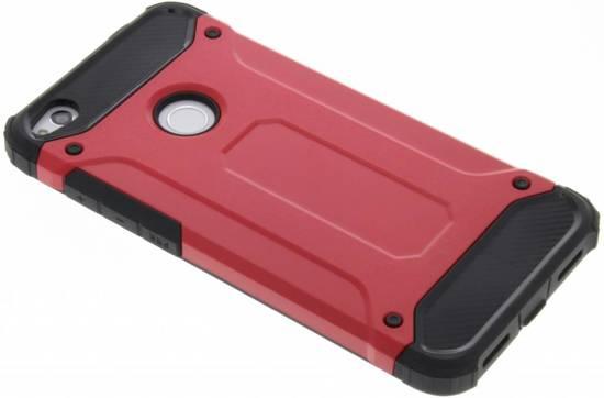 Coque Tpu De Couleur Rouge Pour Lite Huawei P8 (2017) OagQZIk