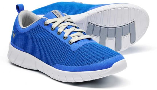 Medische sneaker Suecos Alma Blauw - maat 38