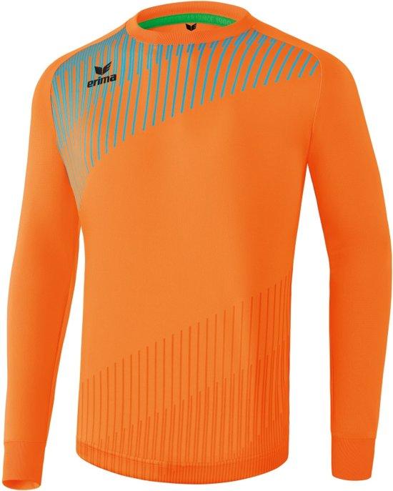 Erima Keepersshirt Pro Kinderen - Neon Oranje/Curacao
