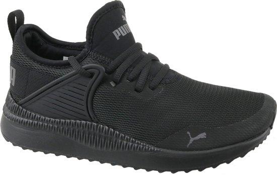Puma Pacer Next Cage Jr 366423-01, Vrouwen, Zwart, Sneakers maat: 38 EU