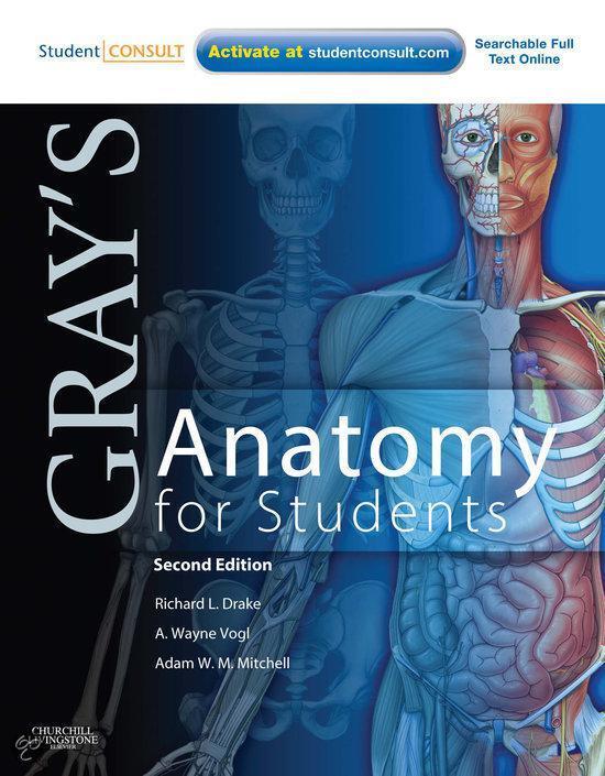 bol.com | Gray\'s Anatomy for Students, | 9780443069529 | Richard ...
