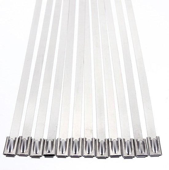 2 Rolls 2.5cm X 15m Titanium Uitlaathoofd Pipe Heat Wrap